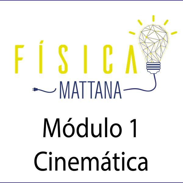 Imagem principal do produto Cinemática - Módulo 1