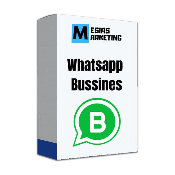 Imagem principal do produto Guia de Whatsapp Bussines