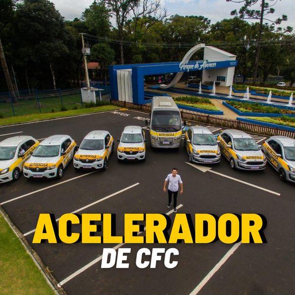 Imagem principal do produto Acelerador de CFC