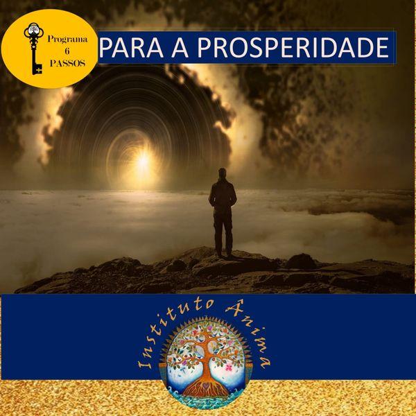 Imagem principal do produto 6 PASSOS PARA A PROSPERIDADE