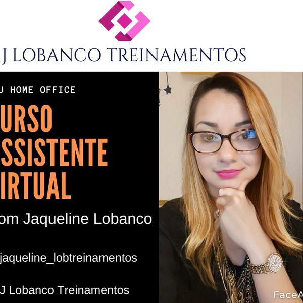 Imagem principal do produto Curso Secretariado Remoto & Assistência Virtual_J Lobanco Treinamentos