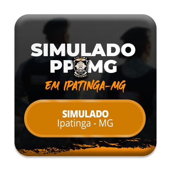 Imagem principal do produto Ingresso para o simulado PPMG - Monster Concursos