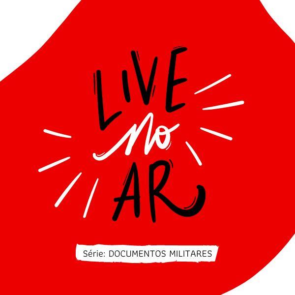 Imagem principal do produto LIVES - SÉRIE DOCUMENTOS MILITARES