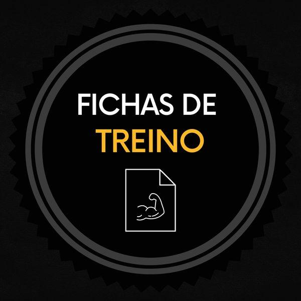 Imagem principal do produto Fichas de Treino