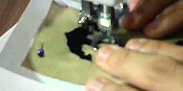 Desenhos para treinar bordado na máquina de costura