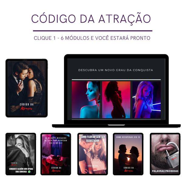 Imagem principal do produto Código da Atração - VIP