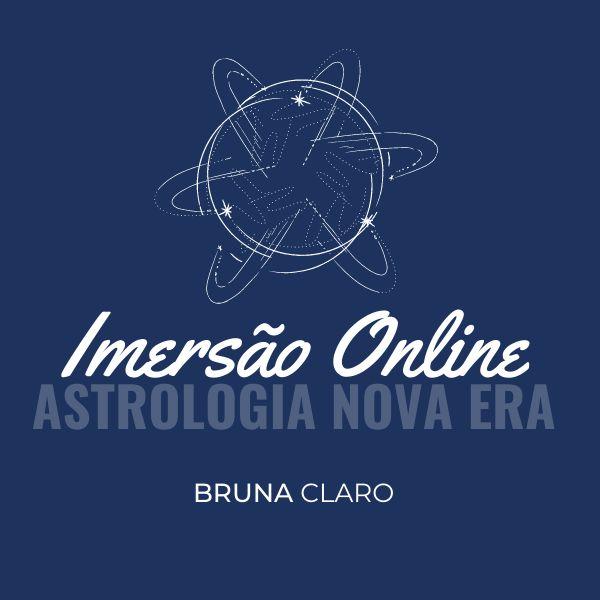Imagem principal do produto IMERSÃO ONLINE Astrologia Nova Era