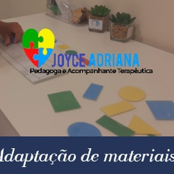 Imagem principal do produto Consultoria em Adaptação de materiais