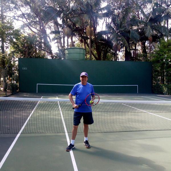 Imagem principal do produto Destravando seu jogo de tênis