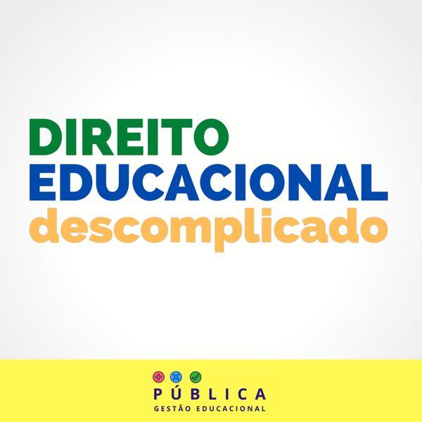 Imagem principal do produto Direito Educacional Descomplicado