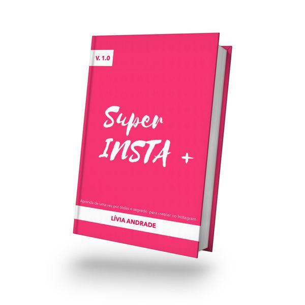 Imagem principal do produto Ebook Super Insta+