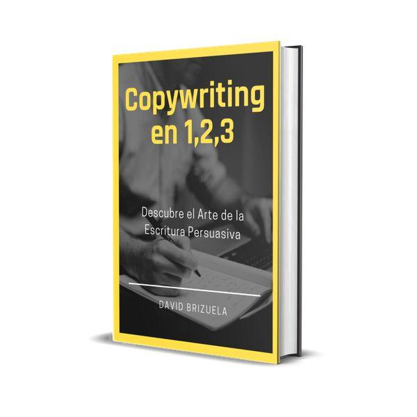 Imagem principal do produto Copywriting en 1, 2, 3