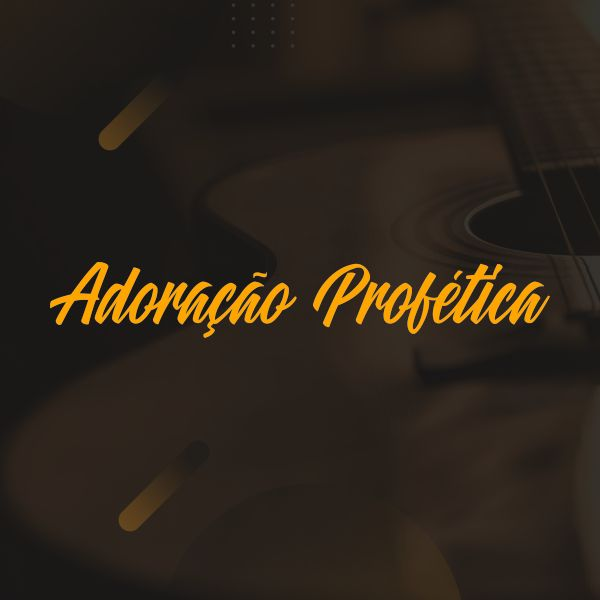 Imagem principal do produto Curso de Adoração Profética