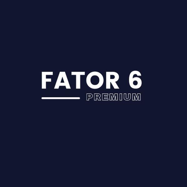 Imagem principal do produto FATOR 6 PREMIUM