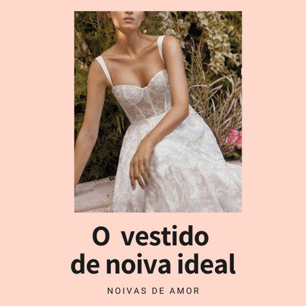 Imagem principal do produto Vestidos de noiva/ Guia completo