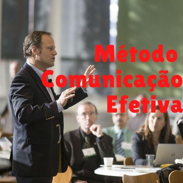 Imagem principal do produto Método Comunicação Efetiva