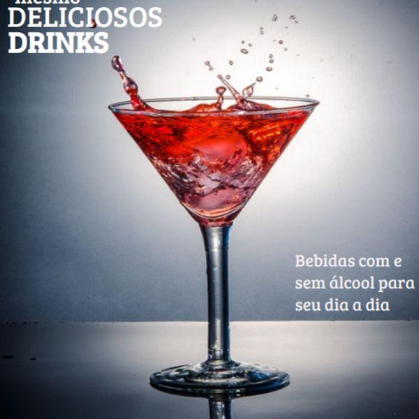 Imagem principal do produto DRINK'S DO SEU DIA DIA - FAÇA VOCÊ MESMO
