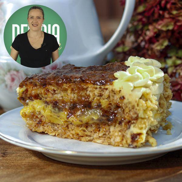 Imagem principal do produto Aprenda a Torta Síria Sem Glúten - Sylvia N P Lopes