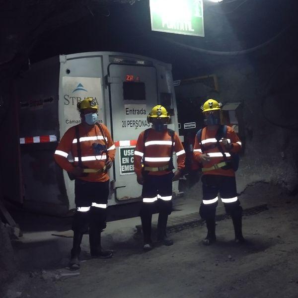 Imagem principal do produto Aplicación del Sistema de Gestión de Seguridad en Mineria