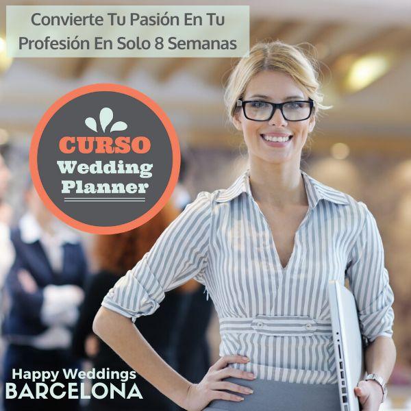 Imagem principal do produto Curso Wedding Planner - Convierte Tu Pasión En Tu Profesión En Solo 8 Semanas