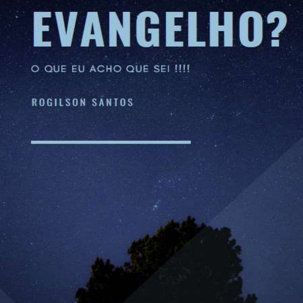 Imagem principal do produto eBook - Livreto Evangelho (O que eu acho que sei )