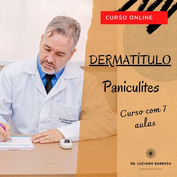 Imagem principal do produto Dermatítulo - Paniculites