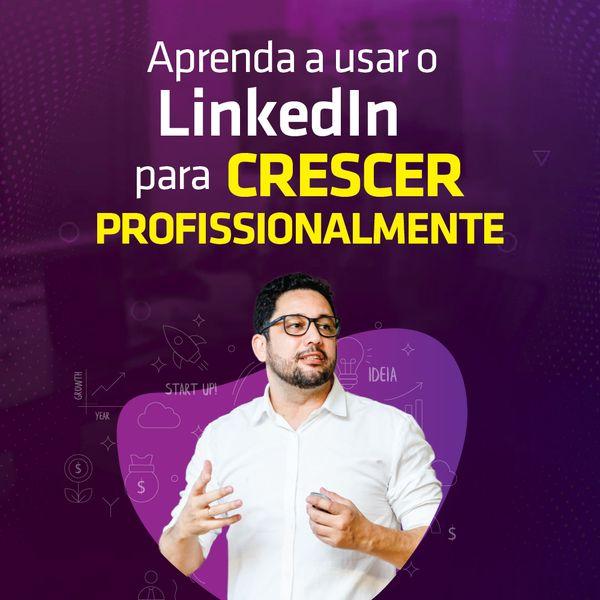Imagem principal do produto Descubra os segredos do LinkedIn para você alavancar sua carreira