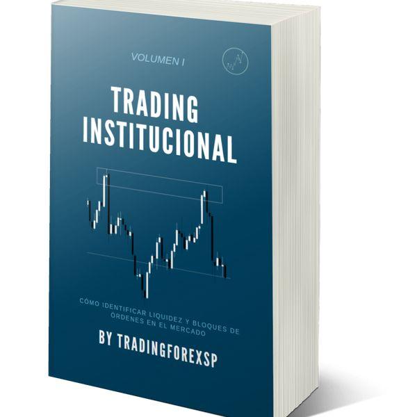 Imagem principal do produto Curso de Trading Institucional