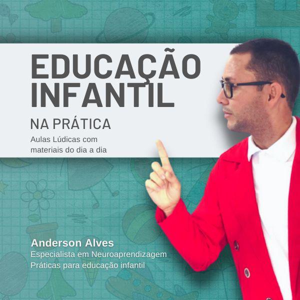 Imagem principal do produto EDUCAÇÃO INFANTIL NA PRÁTICA