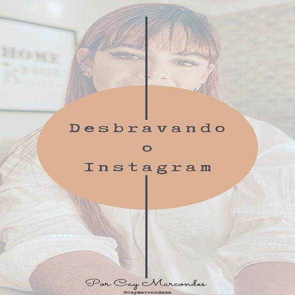 Imagem principal do produto Desbravando o Instagram 2.0