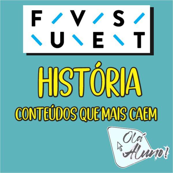 Imagem principal do produto FUVEST: Conteúdos de História