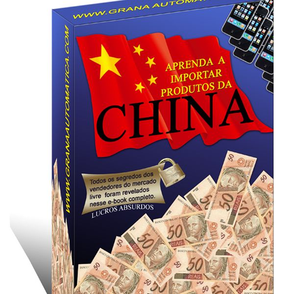 Imagem principal do produto COMO IMPORTAR PRODUTOS DA CHINA