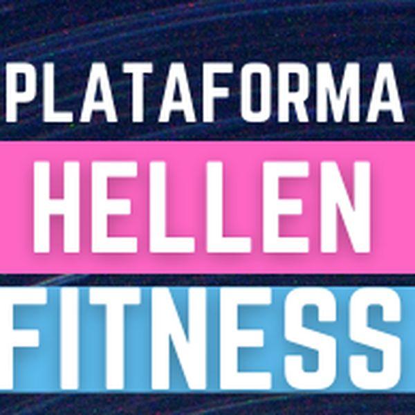 Imagem principal do produto Plataforma Hellen Fitness - Emagreça Dançando