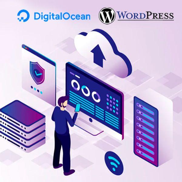 Imagem principal do produto Hospedagem VPS na Digital Ocean