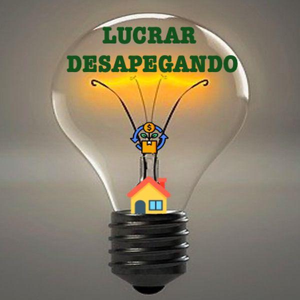 Imagem principal do produto LUCRAR DESAPEGANDO