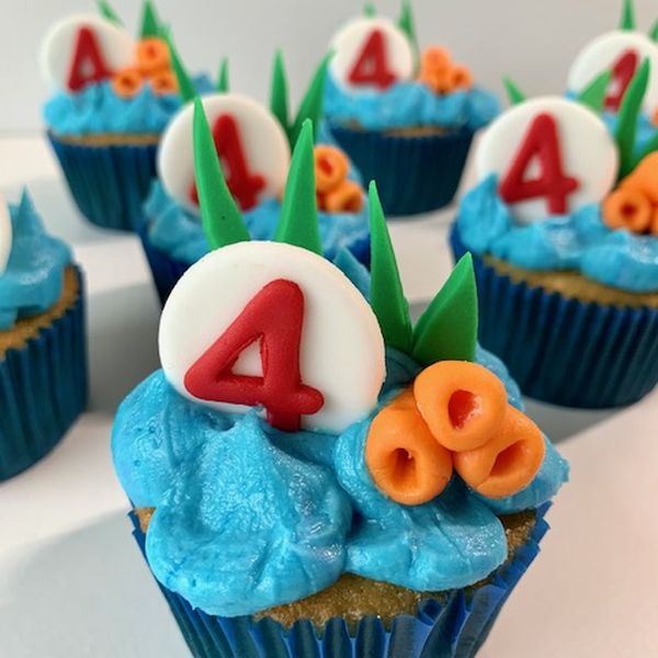 Imagem principal do produto Cupcakes