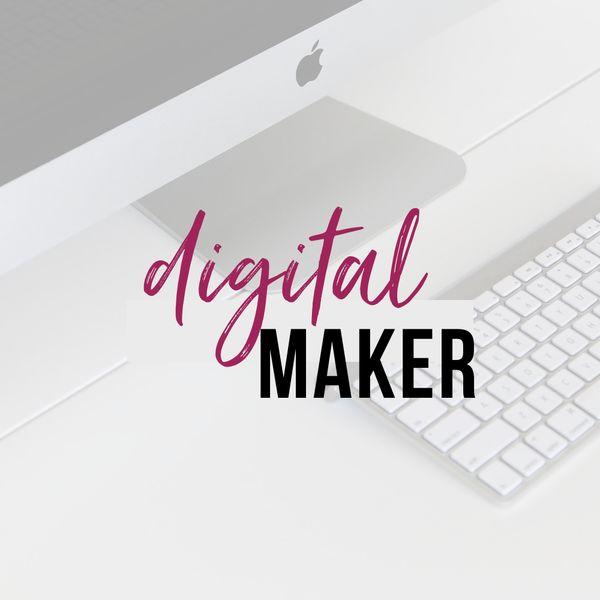 Imagem principal do produto Digital Maker