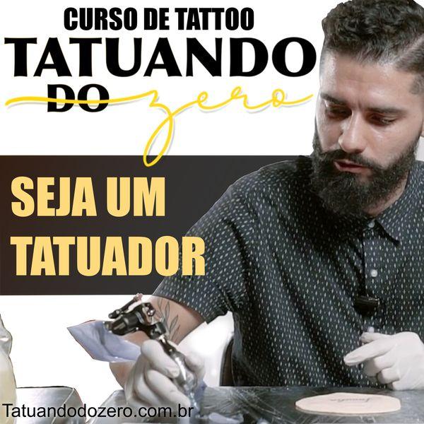 Imagem principal do produto Curso Tatuando do Zero