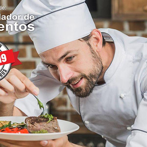 Imagem principal do produto CURSO DE MANIPULADOR DE ALIMENTOS DE ALTO RIESGO