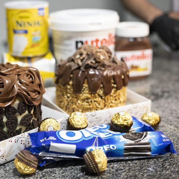Imagem principal do produto O Bendito Chocotone