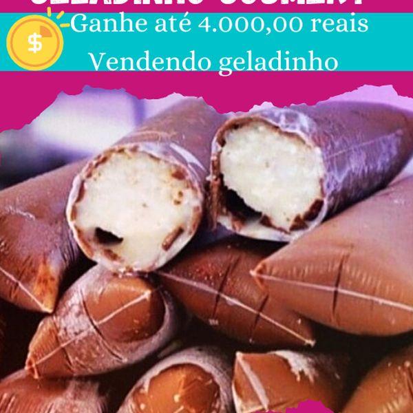 Imagem principal do produto Geladinho gourmet