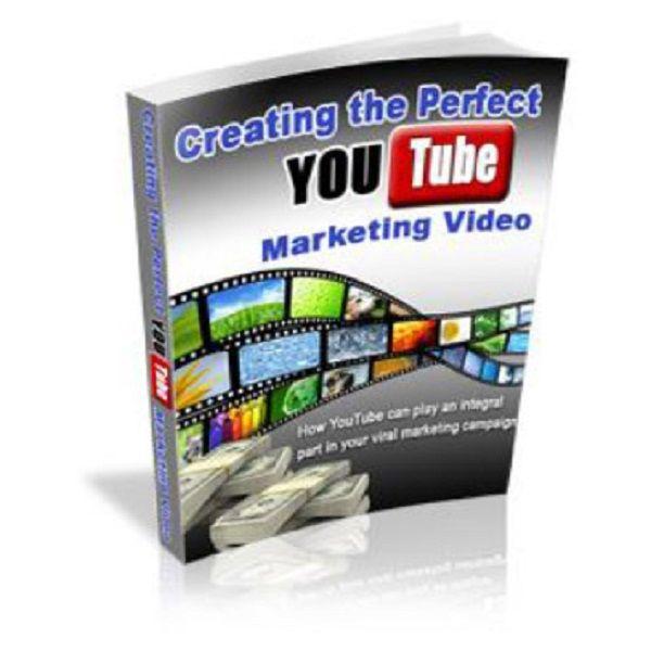 Imagem principal do produto Creating the Perfect YouTube Marketing Video