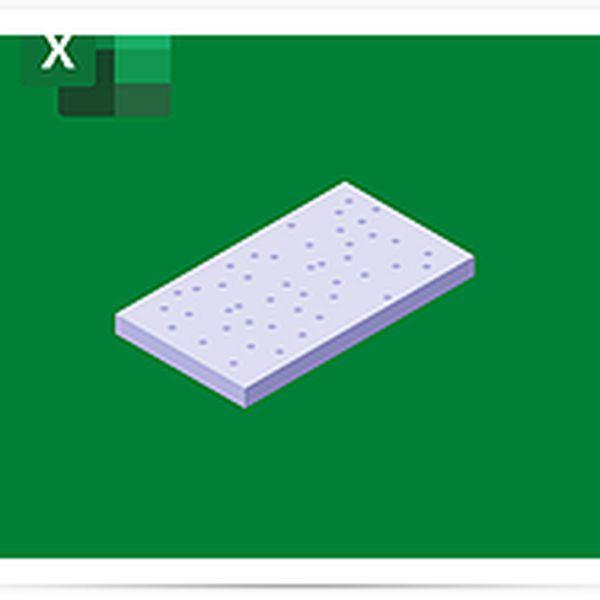 Imagem principal do produto Dimensionamento de Laje Maciça de Concreto Armado