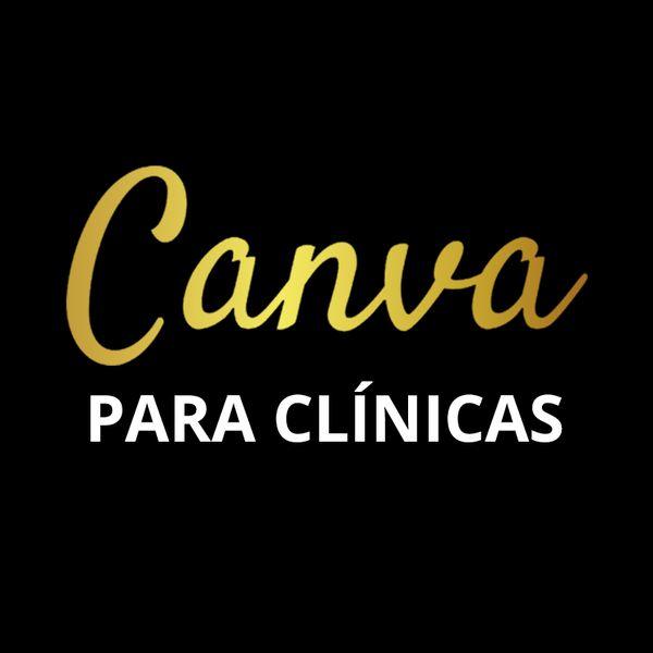 Imagem principal do produto Canva pra Clínicas - Artes para Redes Sociais Do Zero