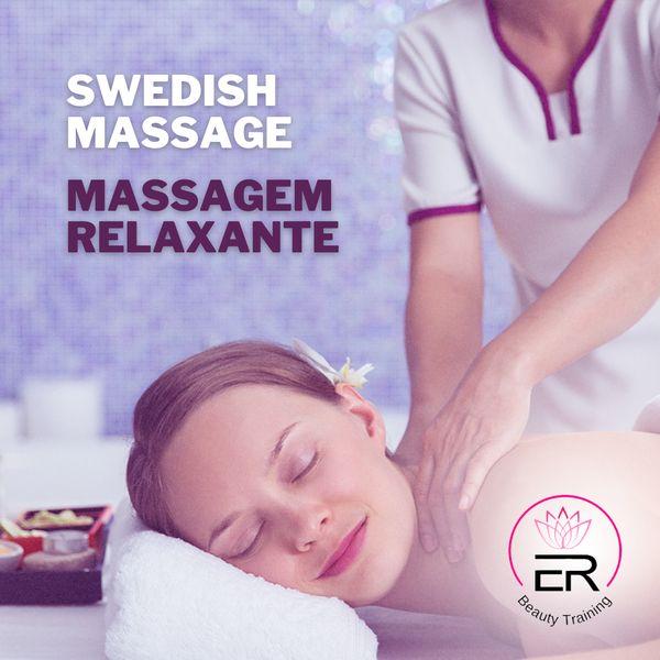 Imagem principal do produto Swedish Massage   Massagem Relaxante