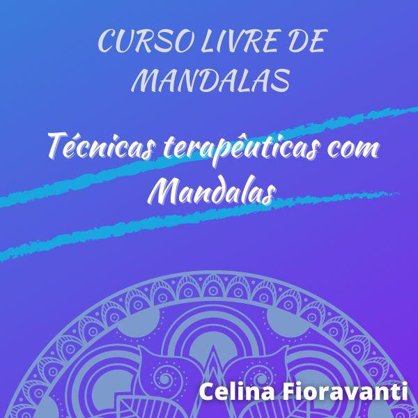 Imagem principal do produto Curso de Técnicas Terapêuticas com Mandalas