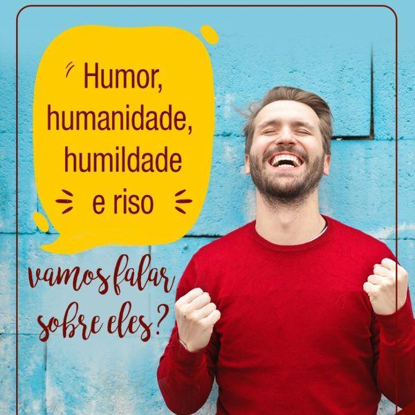 Imagem principal do produto Descobrindo o poder do riso e do bom humor.