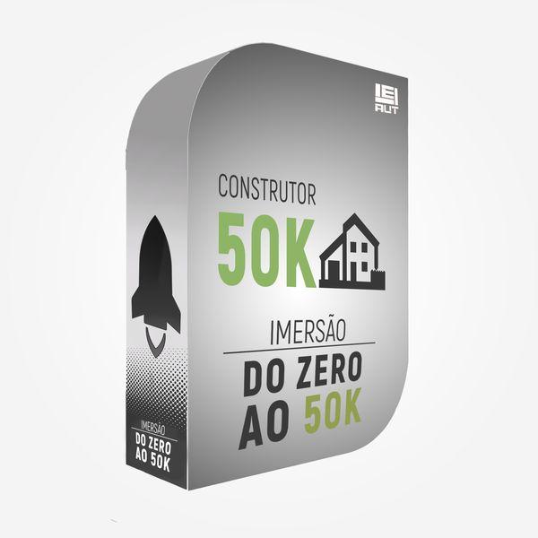 Imagem principal do produto Imersão do ZERO ao 50K