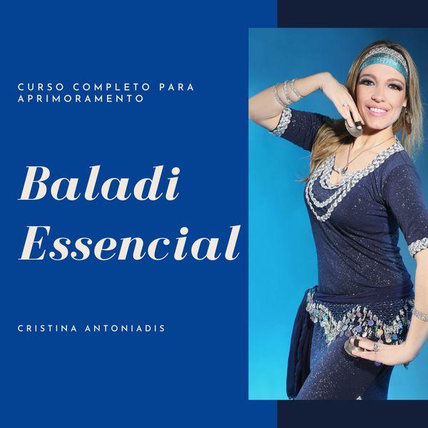 Imagem principal do produto BALADI ESSENCIAL Dança do Ventre