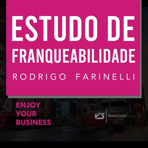 Imagem principal do produto Estudo de Franqueabilidade - formatar franquias